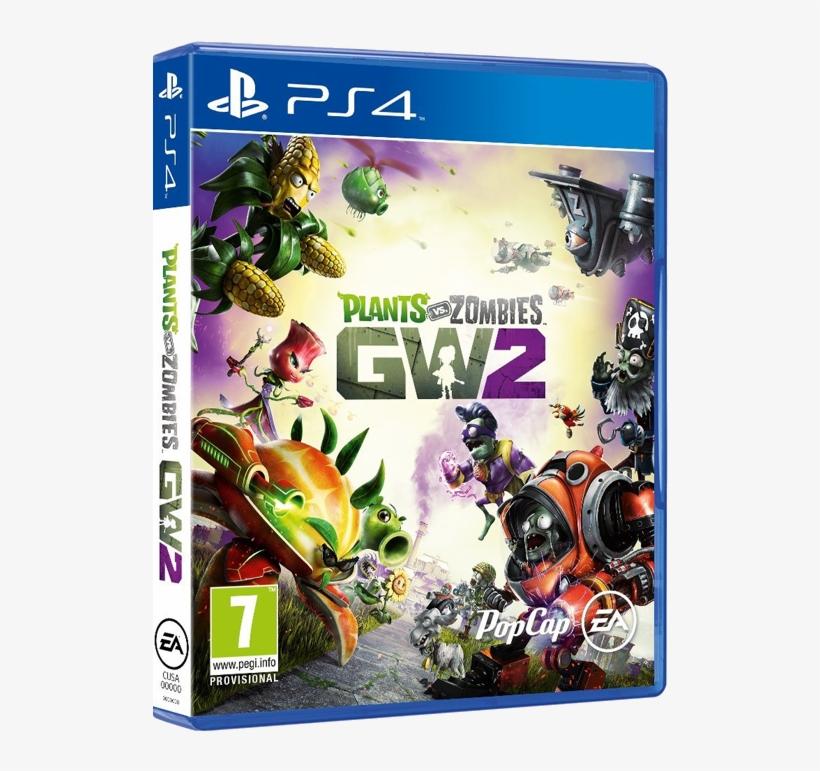 Plants Vs Zombies Garden Warfare 2 Ps4 Transparent Png 800x800
