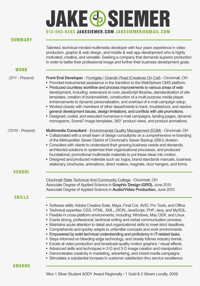 Resume Embedded Free Resume Samples Resume Templates Video