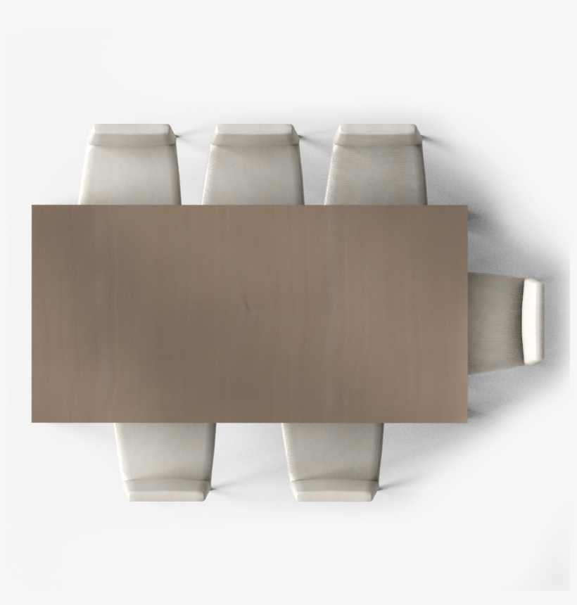 Markor Dining Table 02 Top Dining Table Plan Png