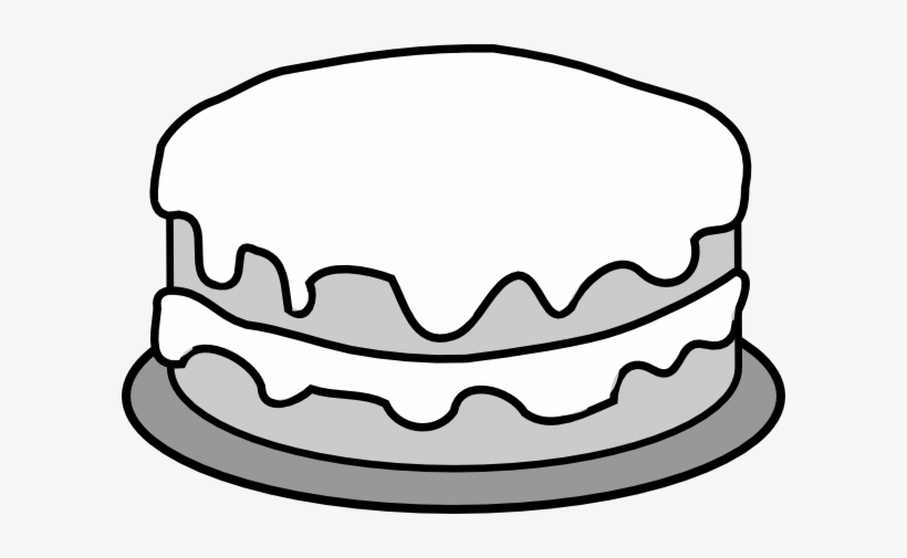 Slice of cake clipart black and white 2 » Clipart Station  |Cake Slice Clipart Black And White
