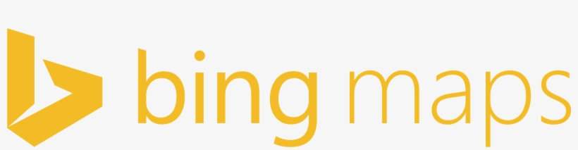Bingmapsnew - Bing Maps Logo Png Transparent PNG - 2321x492 - Free on
