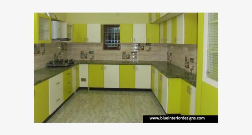 Green White Modular Installation Kitchen Transparent Png 600x600 Free Download On Nicepng