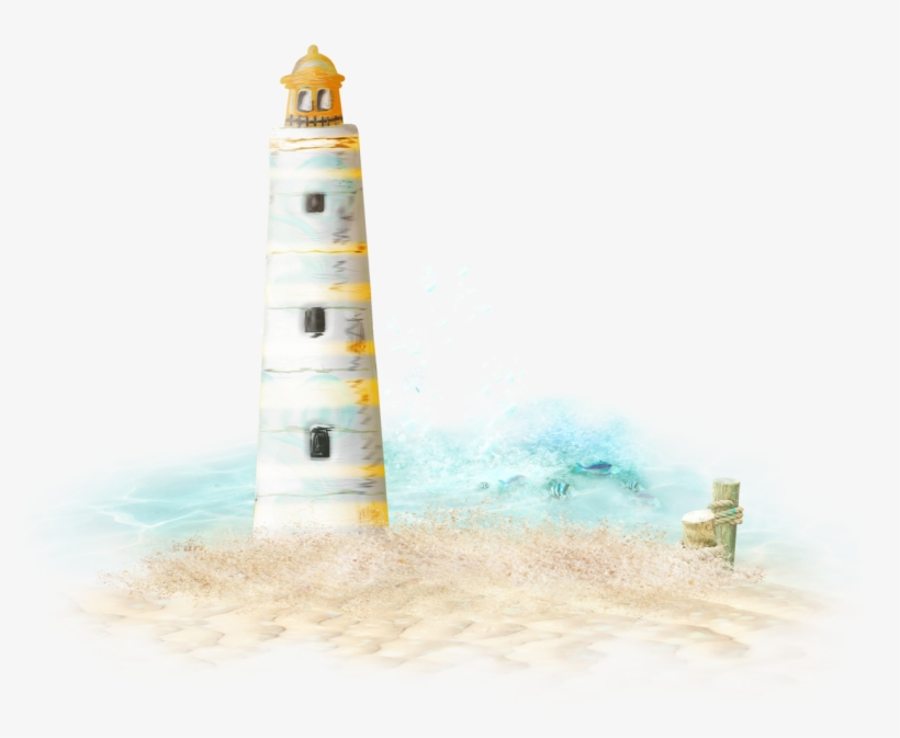 Based on the actual lighthouse at Cape Canaveral, FL, with its distinctive  black-and-white horizont… (With images) | Lighthouse woodworking plans,  Wood lighthouse, Nautical decor