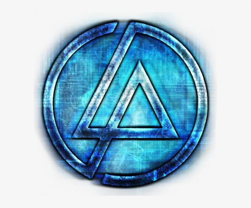 Linkin Park Logo Png Circle Transparent Png 600x600