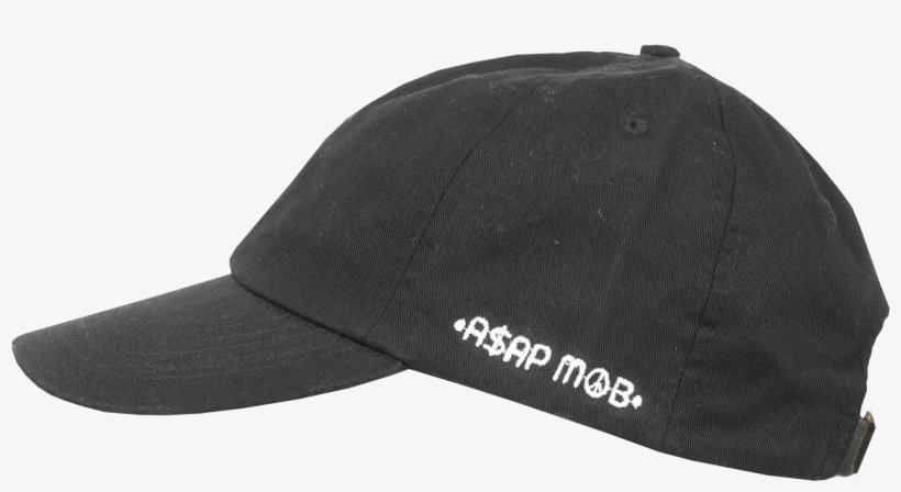 e59d9f8aea31a Asap Mob Money Sign Dad Hat Strapback Mens Black Rap - Baseball Cap ...