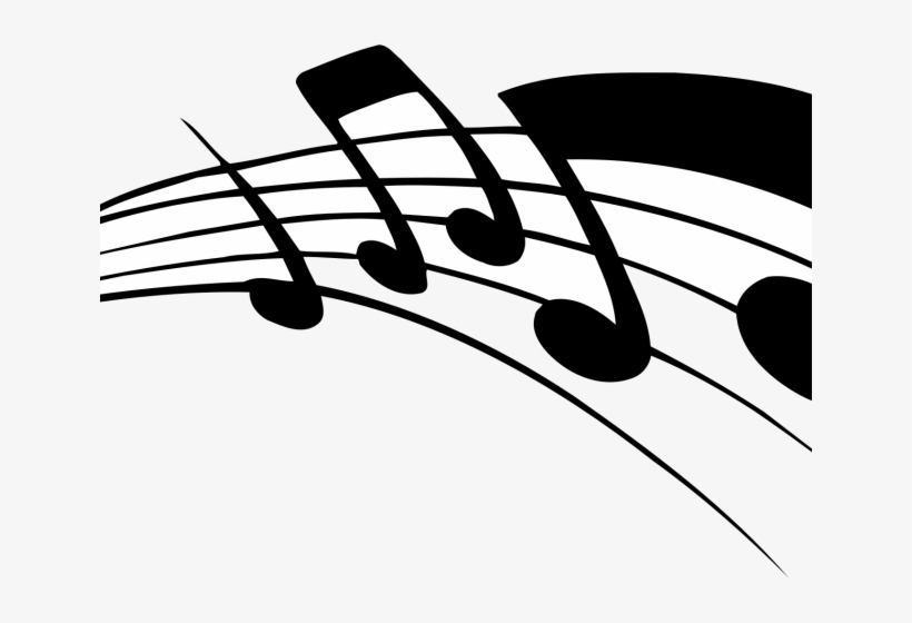 Music Note Clipart - Music Sound Png Transparent PNG