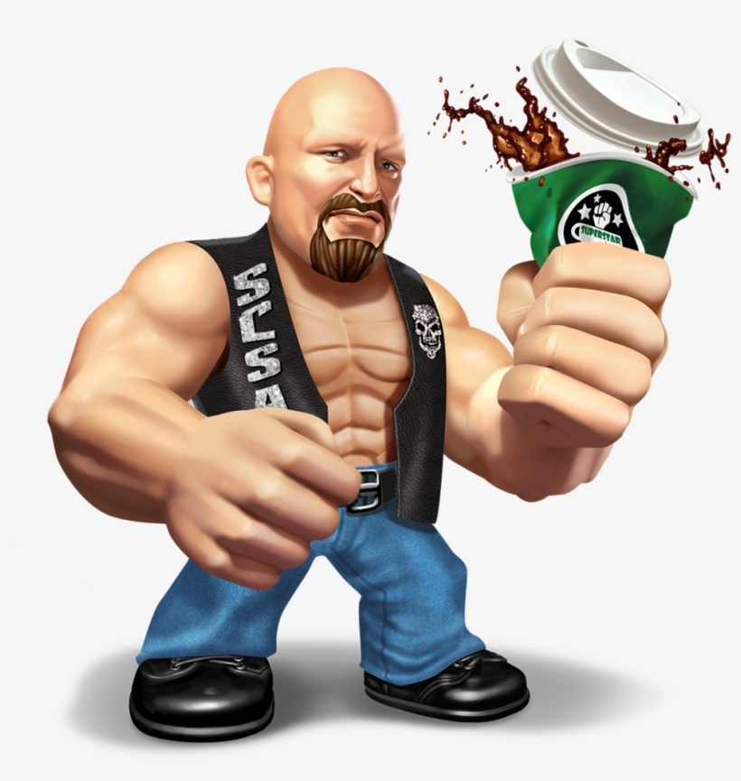 Wwe Stone Cold Cartoon Transparent Png 1000x1029 Free Download On Nicepng