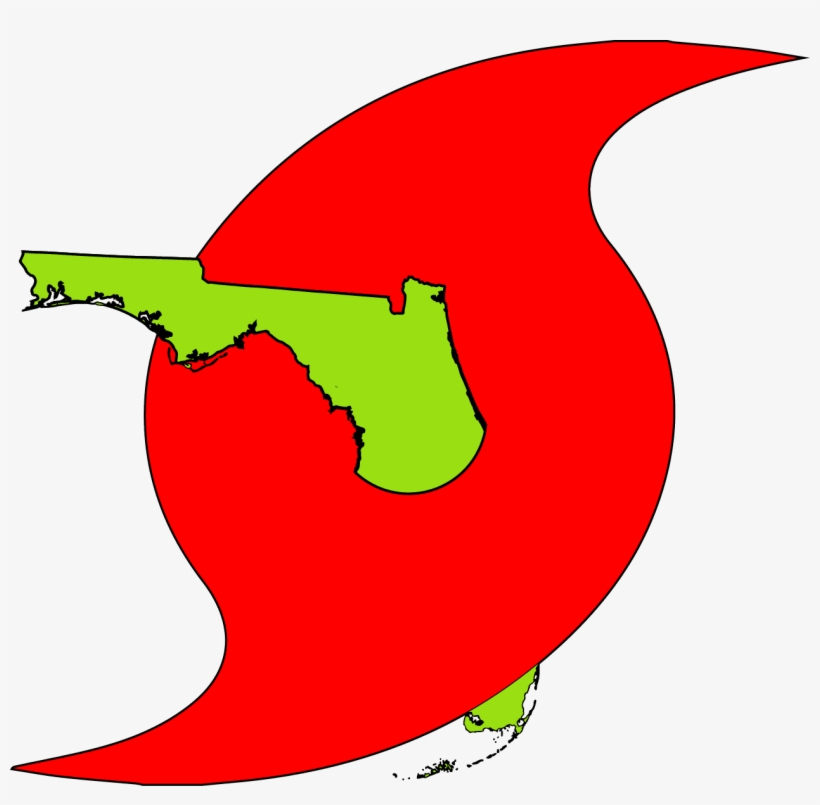 Free Download Awareness Symbol With Fl Hurricane Symbol Over Florida Transparent Png 1262x1178 Free Download On Nicepng In this page, you can download any of 37+ hurricane symbol vector. hurricane symbol over florida