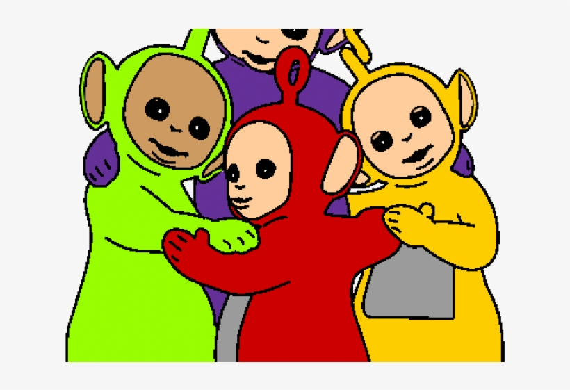 Teletubbies Coloring Book - Coloring Home | 561x820