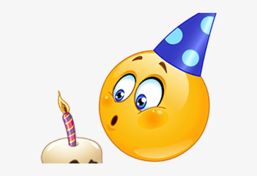 Birthday Emoji Transparent