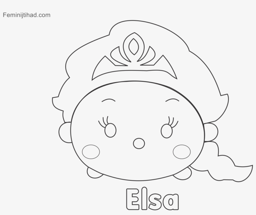 - Tsum Tsum Coloring Pages Printable Coloring Pages For Transparent PNG -  1920x1358 - Free Download On NicePNG