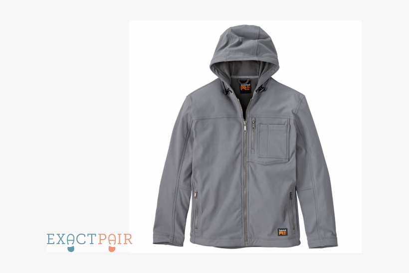 ff3ace4f621 Men's Timberland Pro® Power Zip Hooded Softshell Jacket - Sweatshirt ...