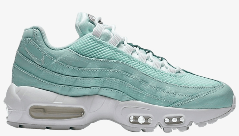Ambos Eliminación Girar en descubierto  Wmns Nike Air Max 95 Prm 'igloo' - Nike Transparent PNG - 849x442 - Free  Download on NicePNG