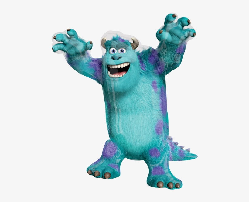 Best Monster University Images In High Quality Terra Sully Monster Inc Transparent Png 600x600 Free Download On Nicepng