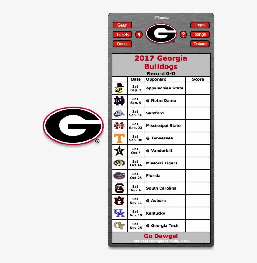 Free Georgia Bulldog Wallpapers