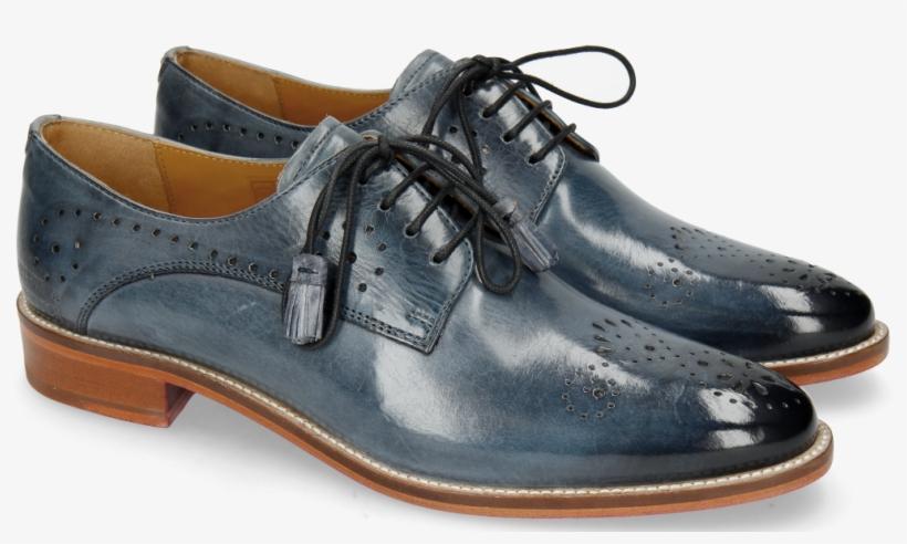 size 40 ab3c6 d41e3 Derby Shoes Betty 2 Satellite - Melvin & Hamilton ...