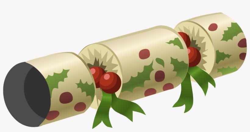Christmas Cracker Clipart.Big Image Christmas Cracker Clipart Transparent Png