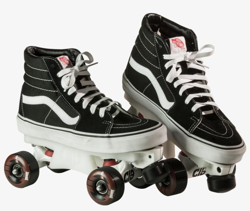 Vans Chicks In Bowls Custom Roller Skates Cib Skatepark - Vans ...