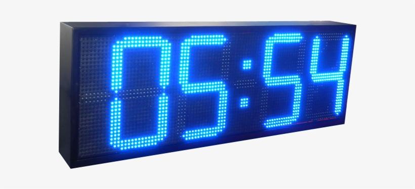 Digital Clock - Adafruit 2026 32x32 Rgb Led Matrix Panel - 5mm Pitch