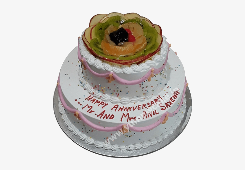 50th Wedding Anniversary Cakes Transparent Png 500x500 Free Download On Nicepng