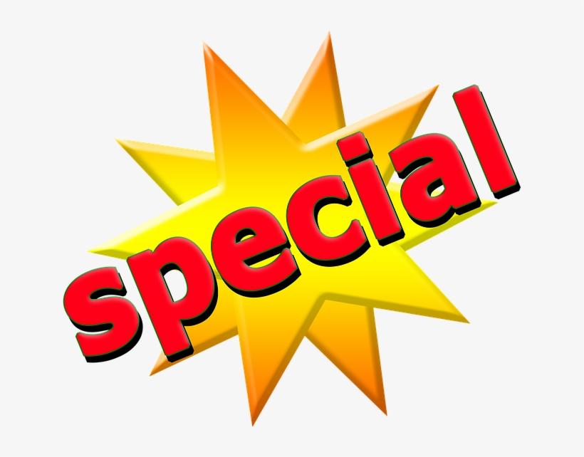 Specials - Anuncio De Oferta Png Transparent PNG - 720x720 - Free Download  on NicePNG