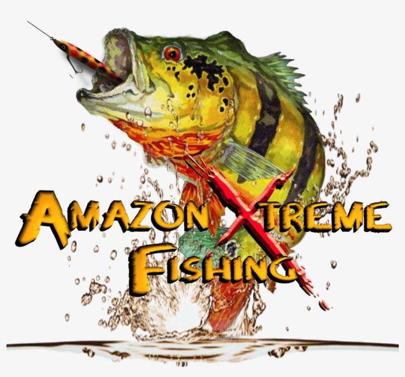 Download Pdf - Team Fishing Peacock Bass Transparent PNG