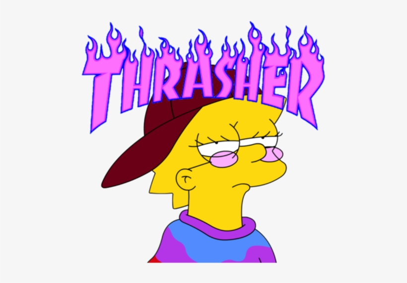 Rose Glen North Dakota ⁓ Try These Thrasher Flame Logo Png