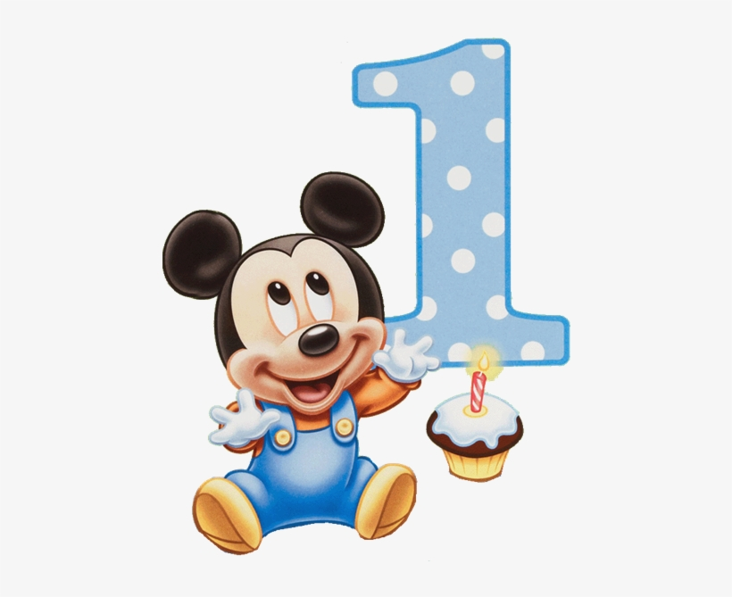 Mickey Mouse Bebe Png Banner Free Baby Mickey Mouse Png