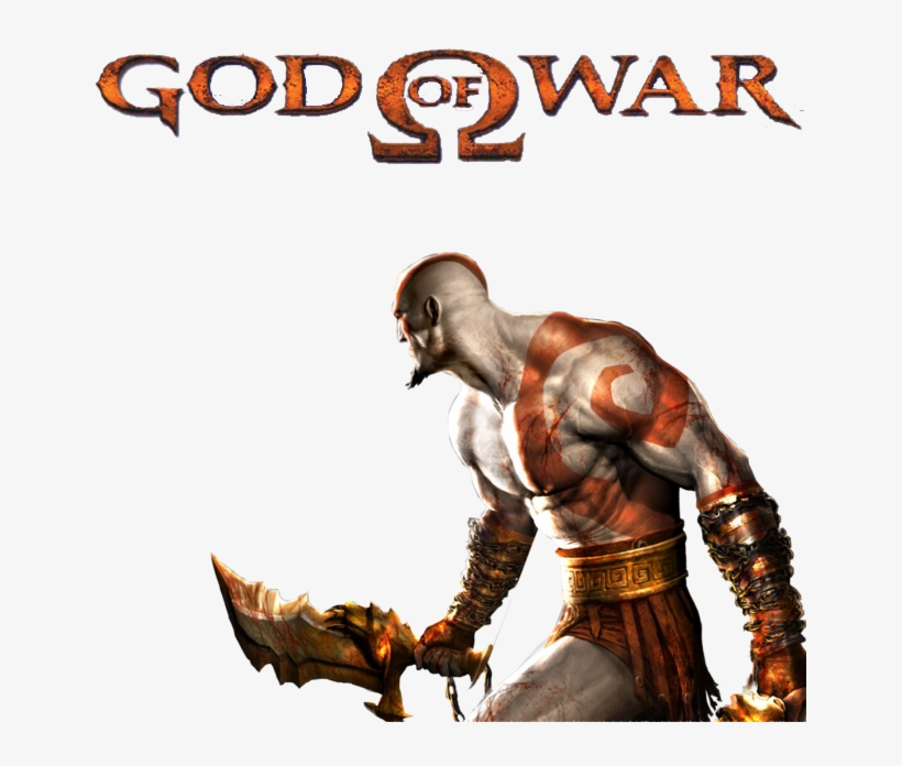 Characters Giant Bomb Latest - Kratos God Of War 1 Transparent PNG