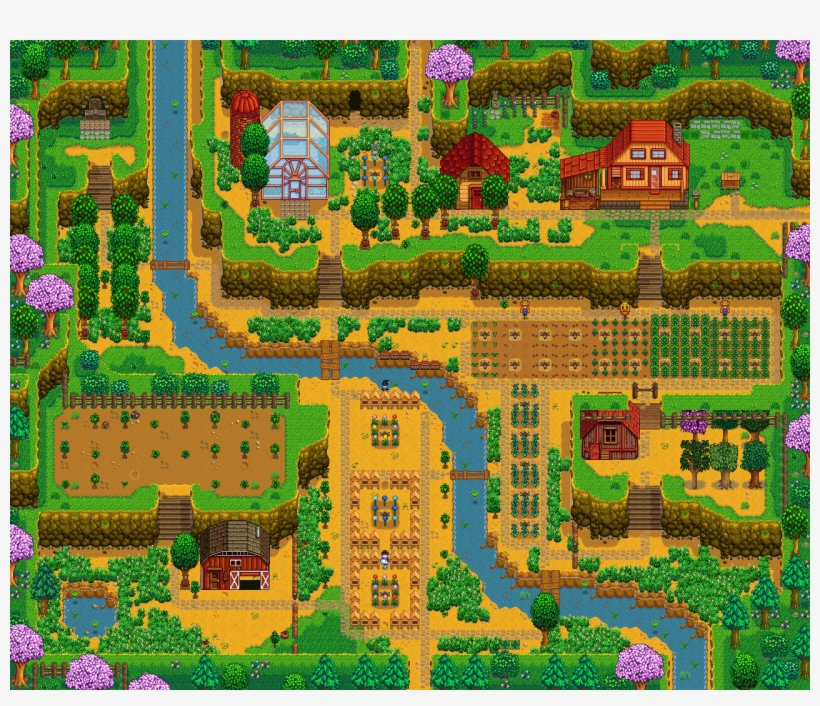 Stardew Valley Hilltop Farm Transparent Png 1280x1040 Free Download On Nicepng