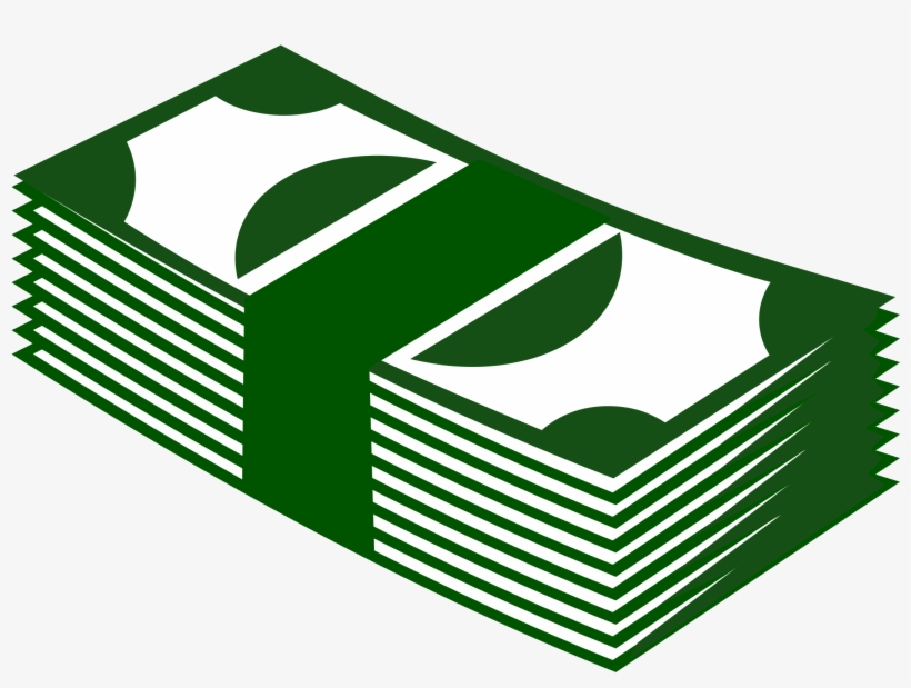 Money cash. Collection of clipart