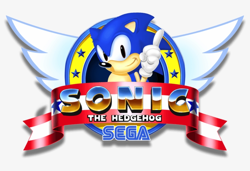 Play Sonic The Hedgehog On Pc Sonic The Hedgehog Logo Transparent Png 799x481 Free Download On Nicepng