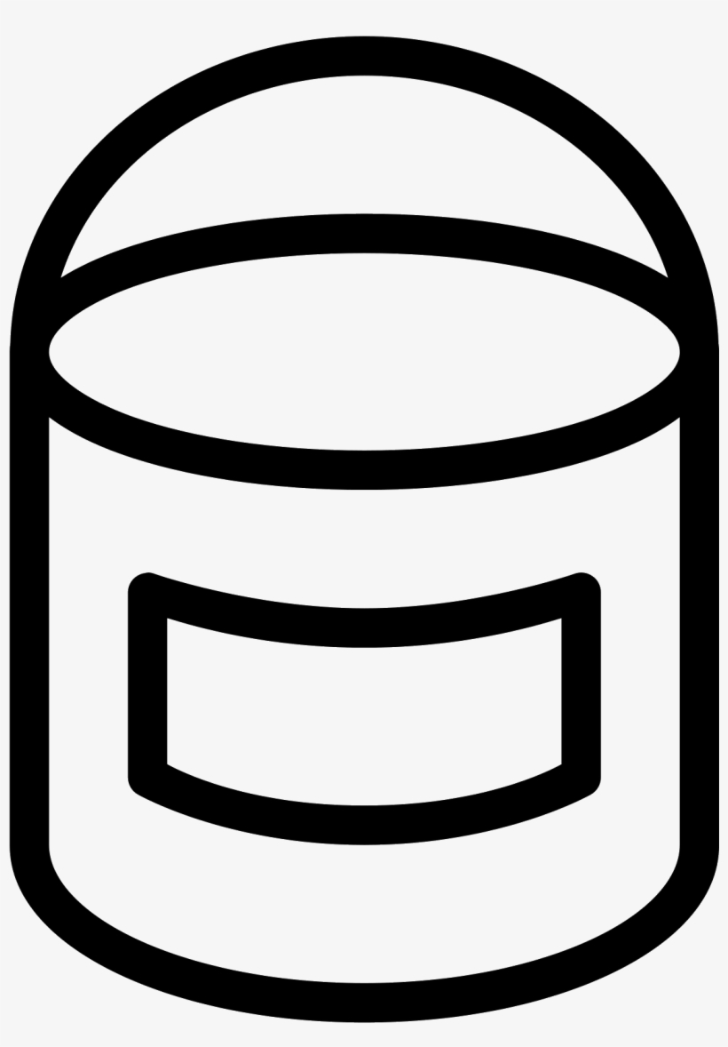 Painting Bucket Computer Icons Drawing Black And White Paint Bucket Clipart Transparent Png 540x540 Free Download On Nicepng