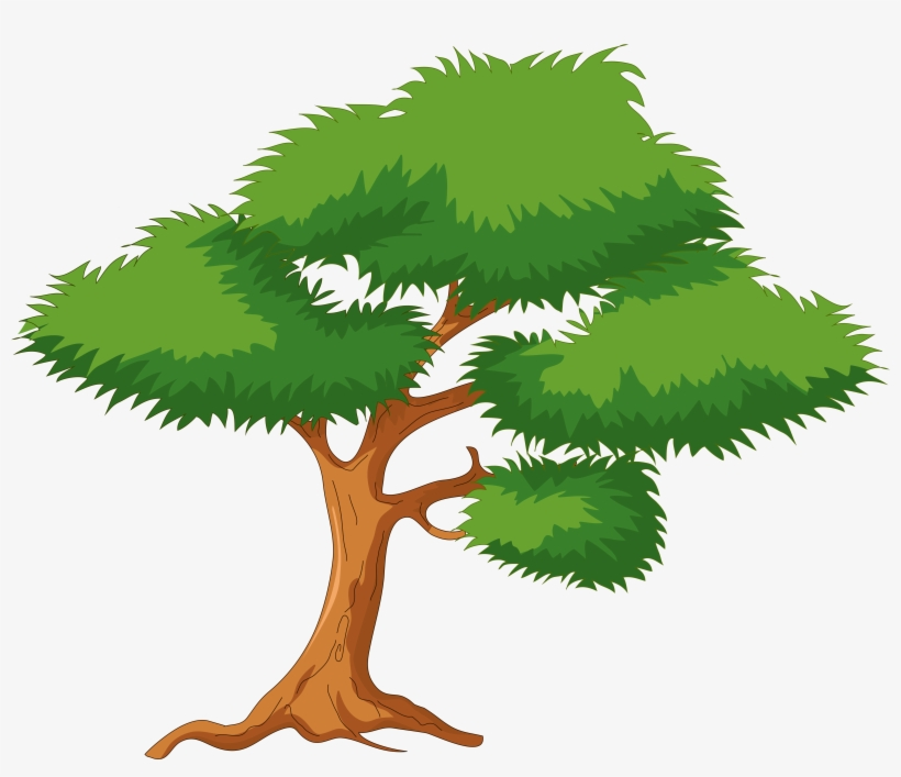 Green Cartoon Tree Png Clip Art Tree With Branches Cartoon Transparent Png 5637x4574 Free Download On Nicepng New users enjoy 60% off. green cartoon tree png clip art tree