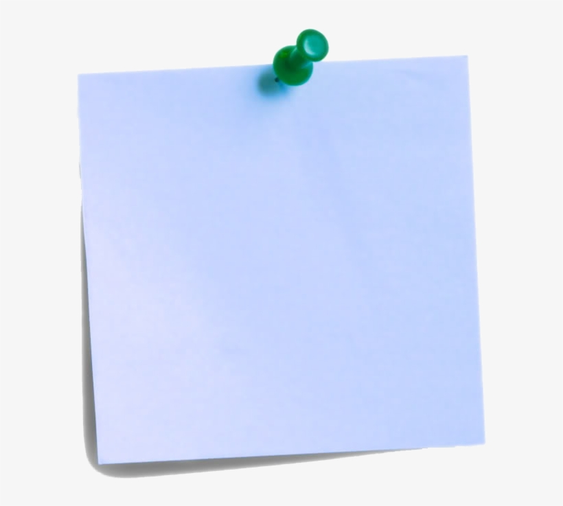 Wallpapers For Sticky Notes Background Png - Post It Notes Png