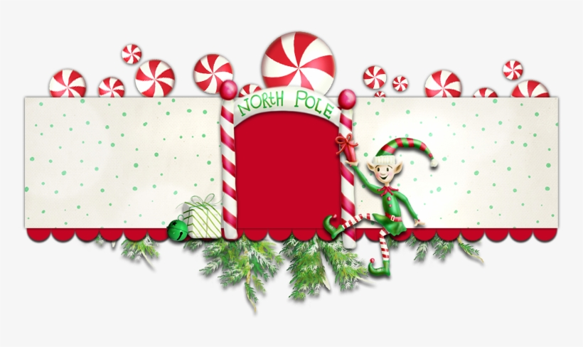 Yuletide Whimsy Banner Free Christmas Tree Blog Background