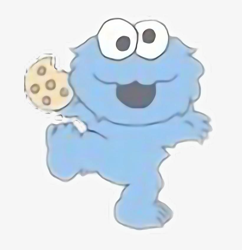 Cookie Monster Clipart Kawaii Cookie Monster Drawings Easy