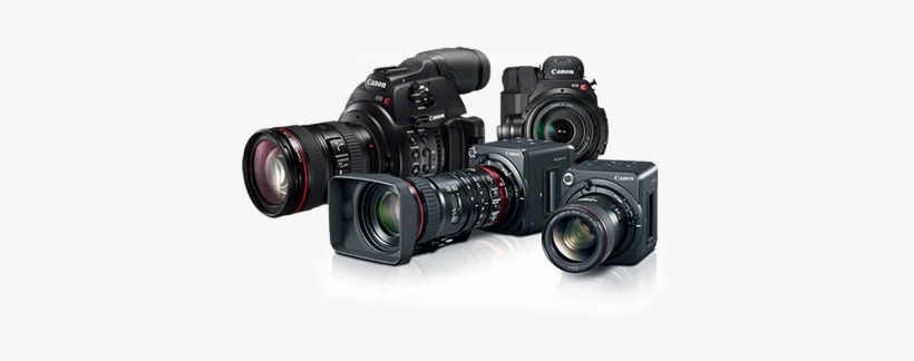 Cinema Eos Cameras - Canon Eos C100 Mark Ii + 24-105mm