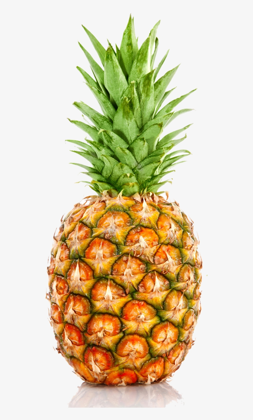 Pineapple Png Background Individual Fruits And Vegetables