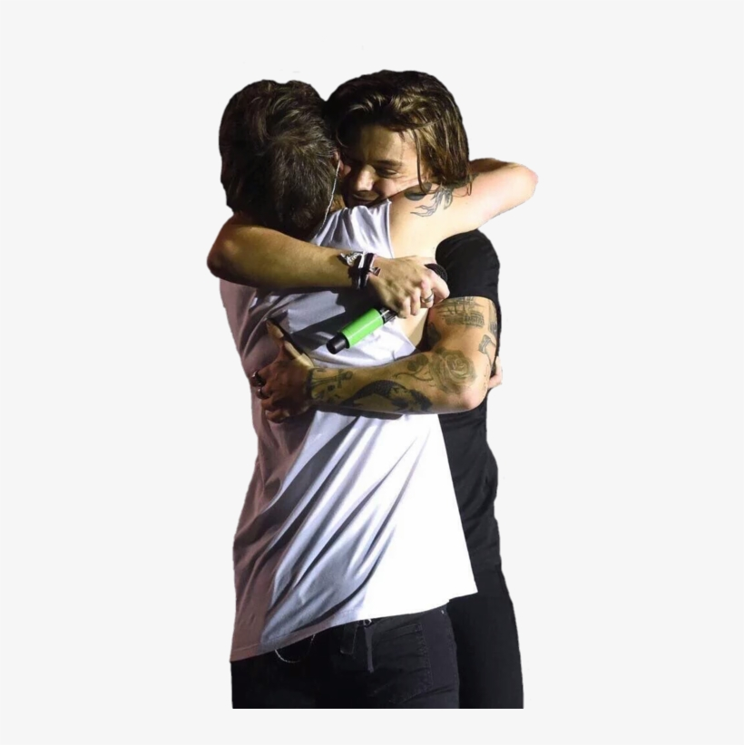 Larry, Harry Styles, And Louis Tomlinson Image - Larry