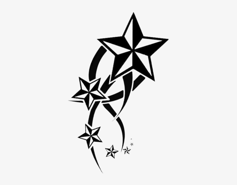 Star Tattoos Png Transparent Images Star Drawings For Tattoos Transparent Png 400x611 Free Download On Nicepng