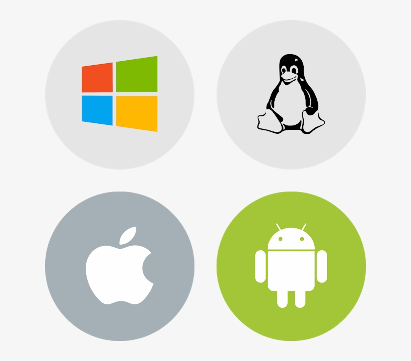 Download Icons Windows Linux Android Mac Svg Eps Png