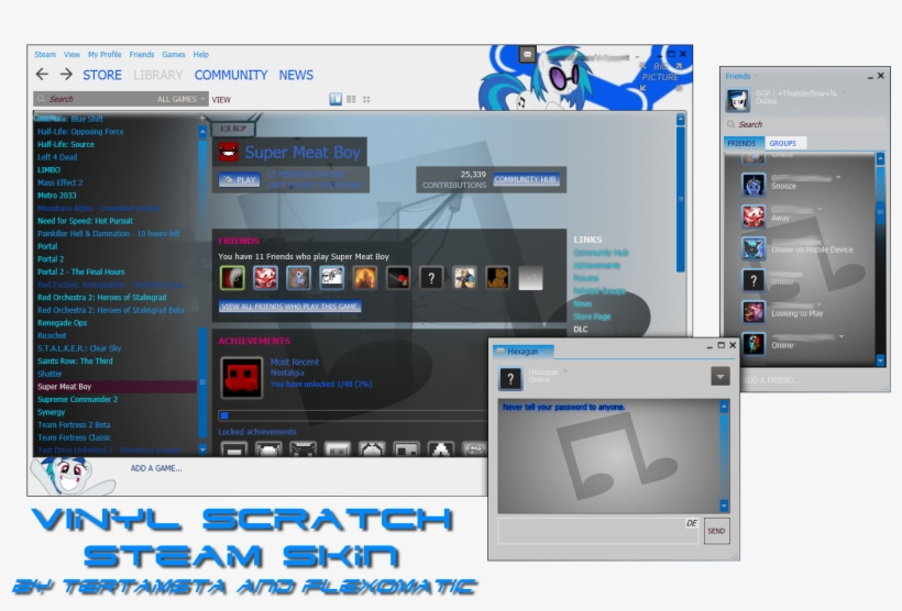 Steam Profile Themes - Scratch Game On Steam Transparent PNG