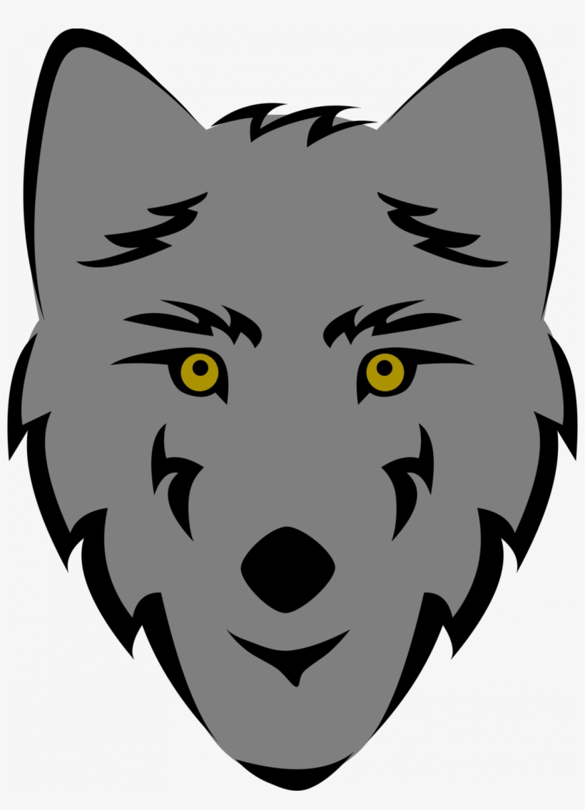 Large Size Of Anime Wolf Girl Drawing Easy Tutorial Simple Wolf Head Drawing Transparent Png 1084x1449 Free Download On Nicepng