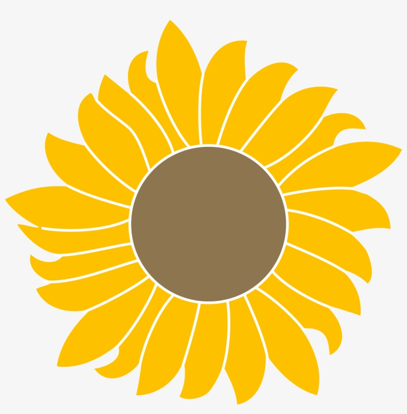 Image Sunflower From You Are My Sunshine Svg Transparent Png 2000x1938 Free Download On Nicepng