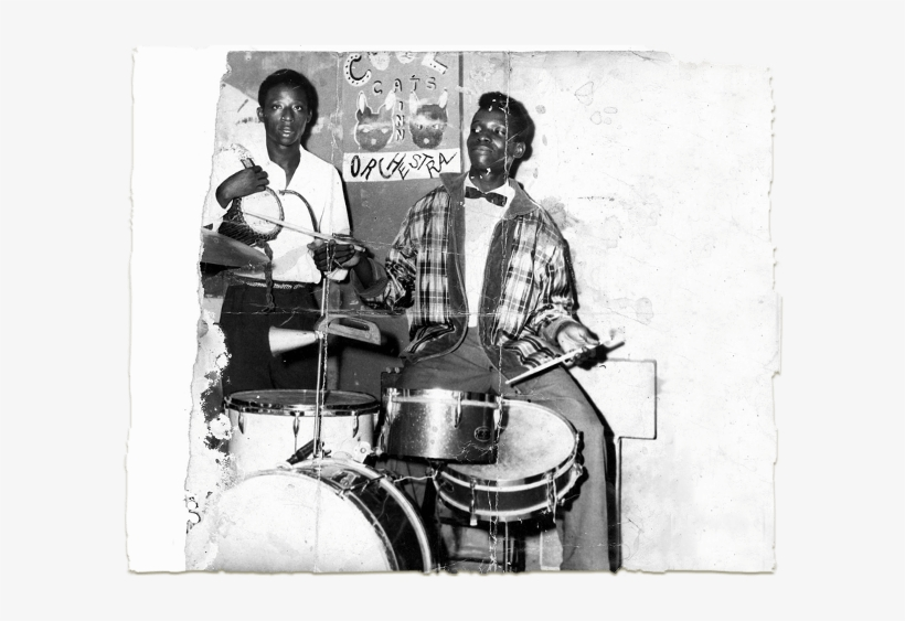 Inventor Of Afrobeat Tony Allen's Early Career - Drummer Transparent
