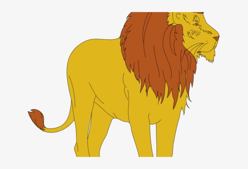 Roar Clipart Fierce Lion - Animated Lion Png Transparent PNG