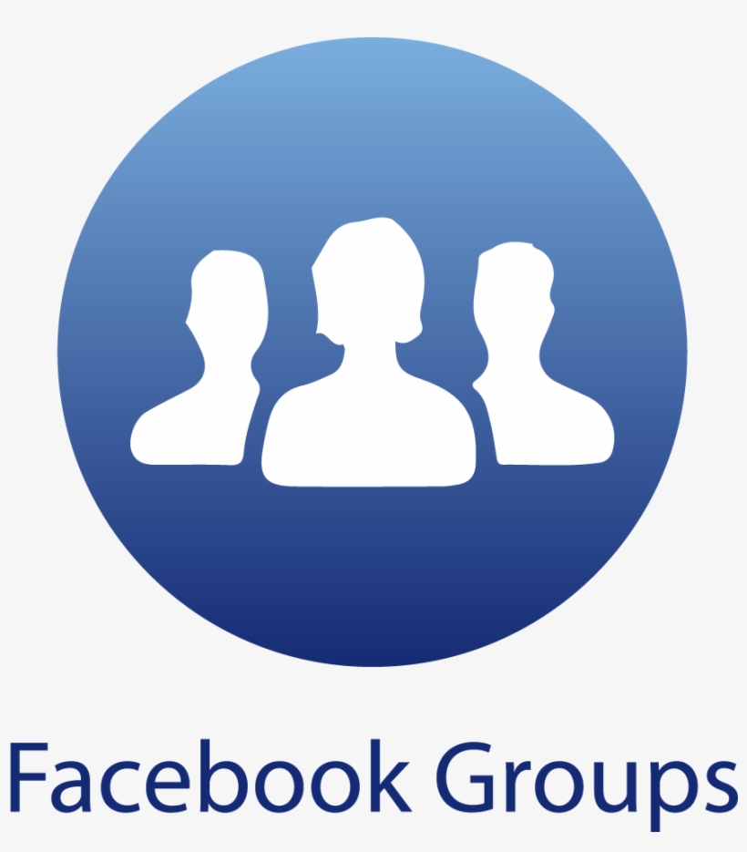 Facebook Logos Png Images Free Download - Facebook Groups