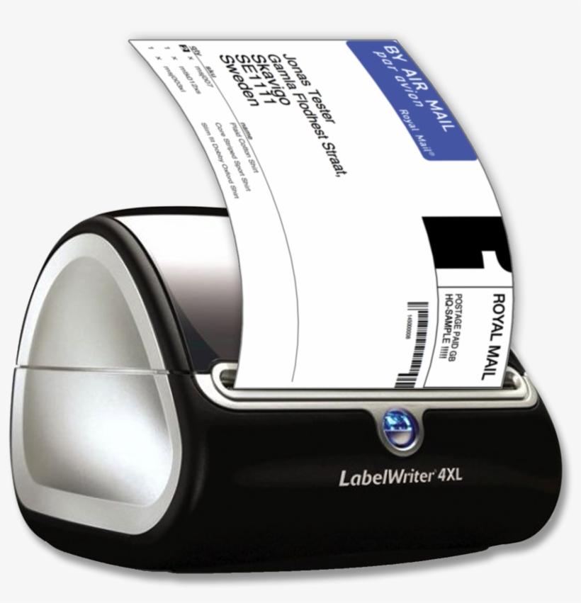 Dymo Label Printer - Dymo Labelwriter 4xl Label Printer - Monochrome