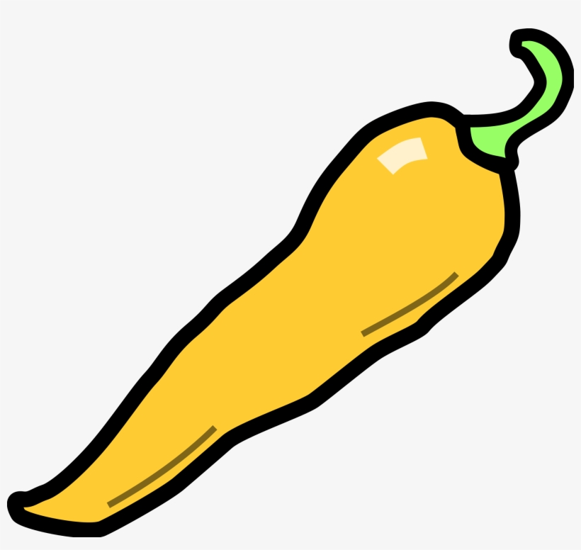Chili Pepper Clip Art